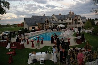 The Backyard Graduation Party