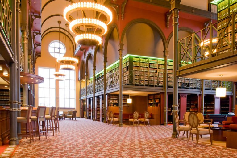 The Library at 190 South LaSalle