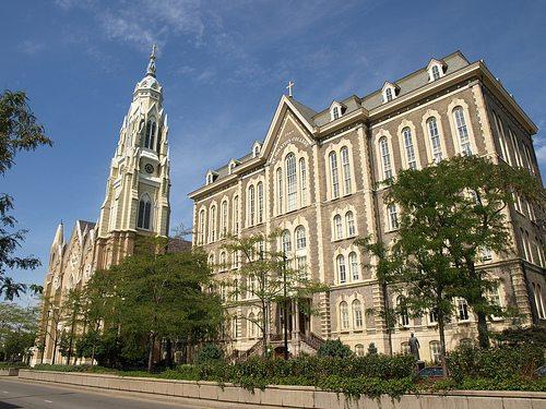 Saint Ignatious College Prep
