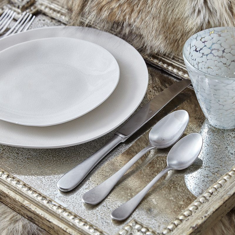 """A """"Glam TV Dinner Tray"""" Gift Set"""