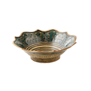 Satri Handmade Porcelain Serving Bowl