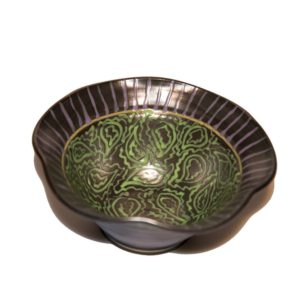 Kaj Pattern Ceramic Bowl