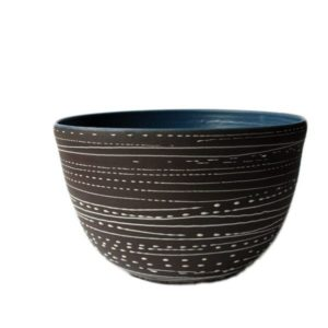Arie Limited Edition Artisan Stoneware Large Serving Bowl