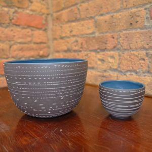 Andie Limited Edition Artisan Stoneware Small Bowl