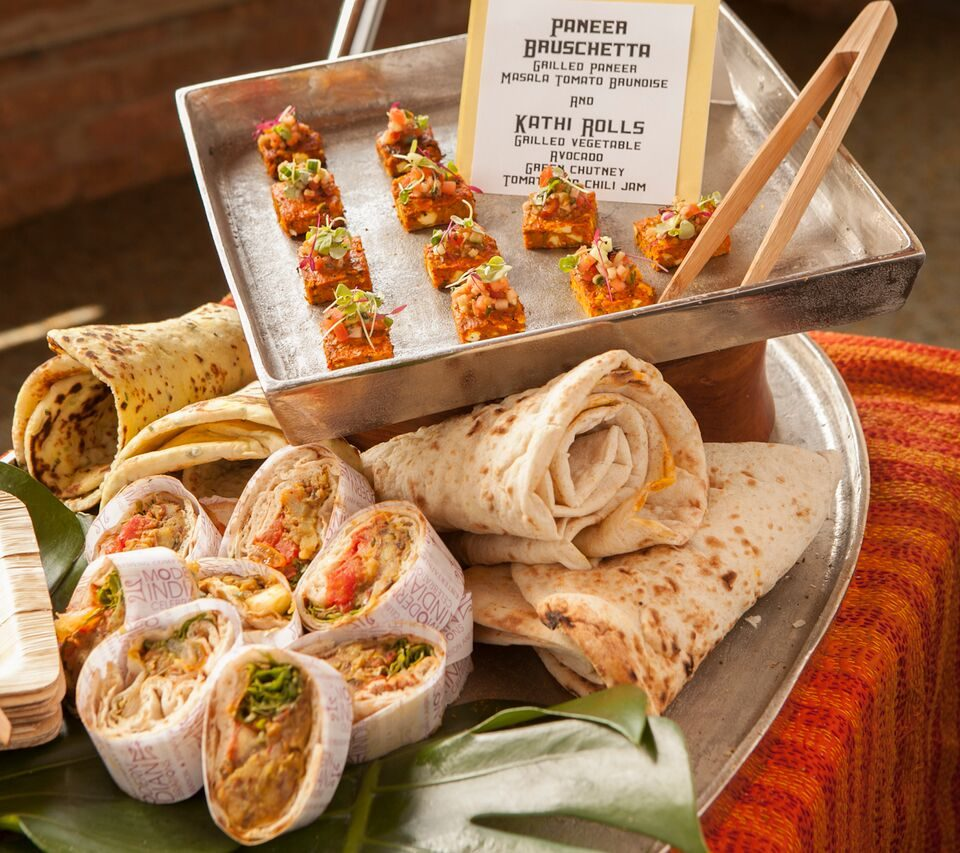 Asian Wedding Food Caterers: Chicago's Creative Caterer